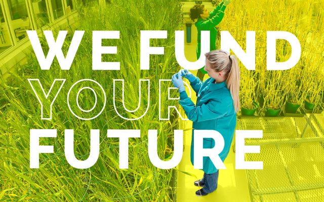 We Fund Your Future
